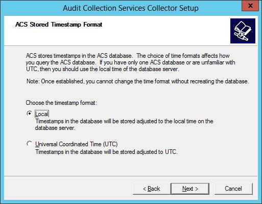 ACS Install 10