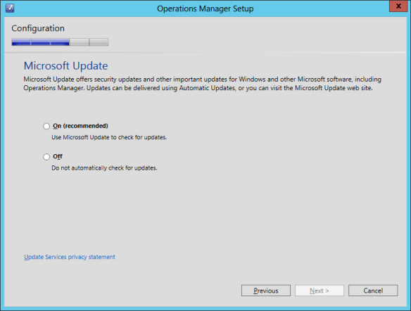 OpsMgr Console Install 08
