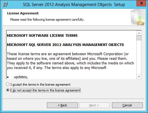 SQL AS AMO Install 03