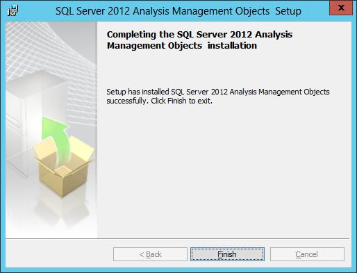 SQL AS AMO Install 05