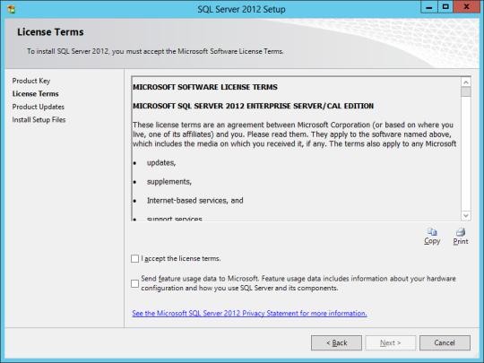 SQL Install 05