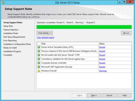 SQL Install 07
