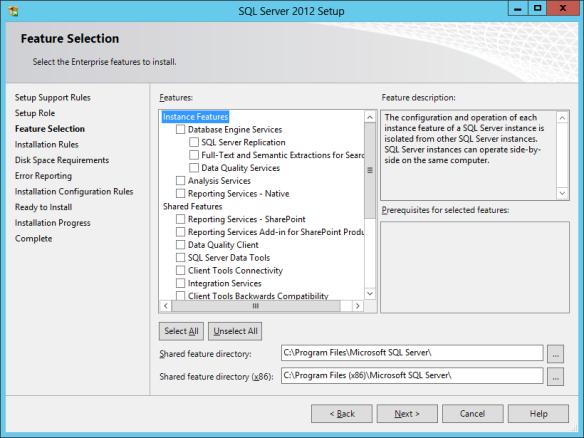 SQL Install 09