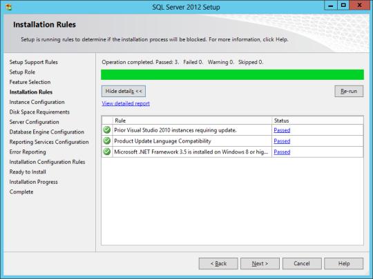 SQL Install 10