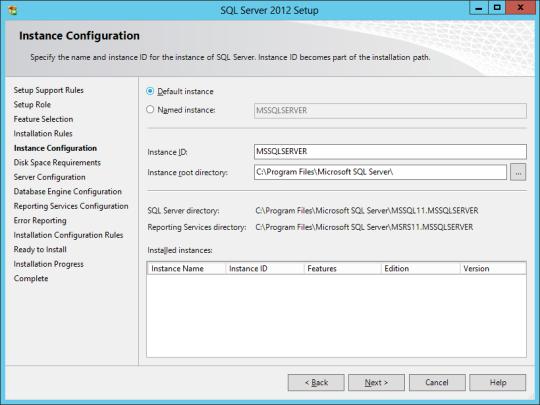 SQL Install 11