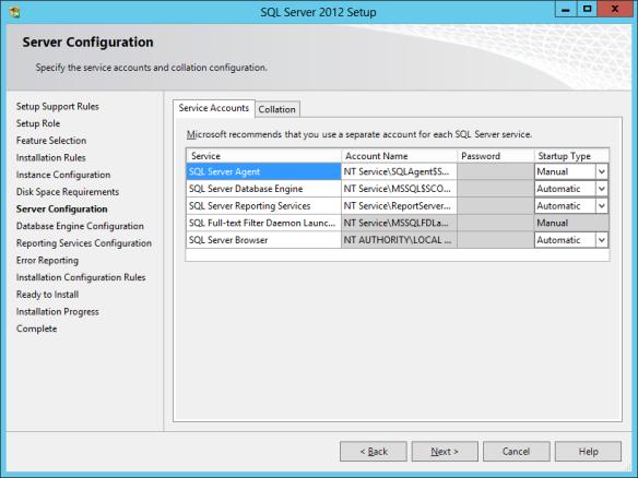SQL Install 13
