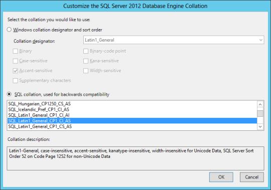SQL Install 16