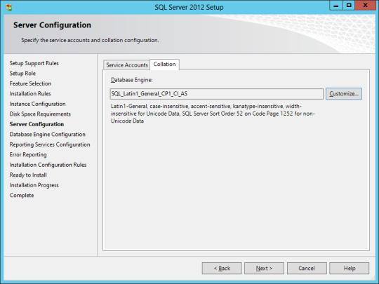SQL Install 17
