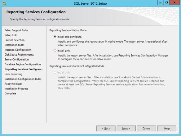 SQL Install 21