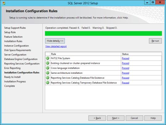 SQL Install 23