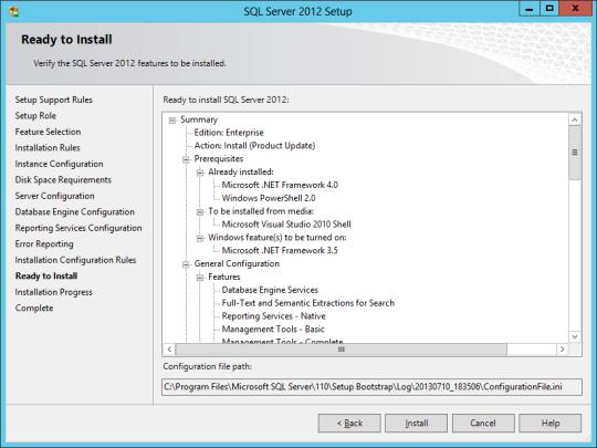 SQL Install 24