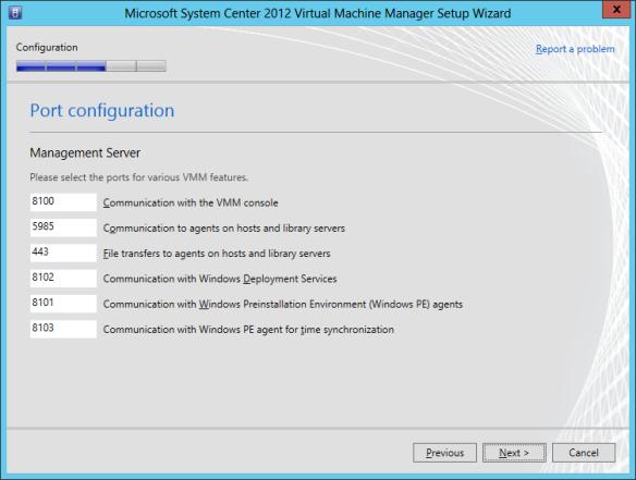 VMM Install 10