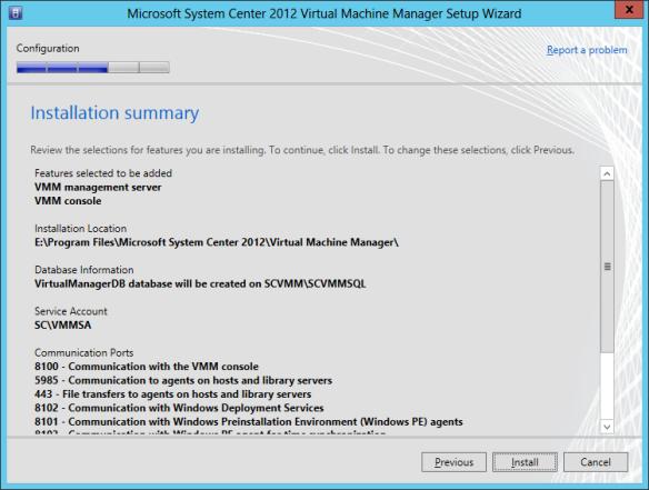 VMM Install 12