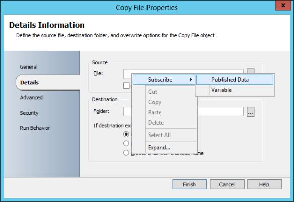Config Copy File Activity 02