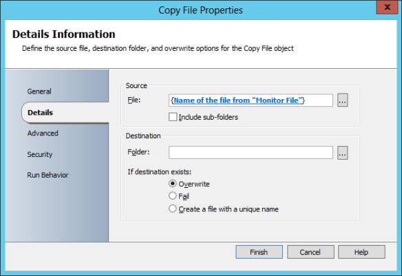 Config Copy File Activity 05