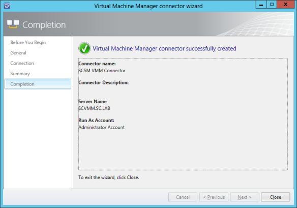 Config VMM Conn 09