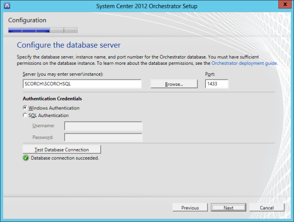 Orchestrator Install 08