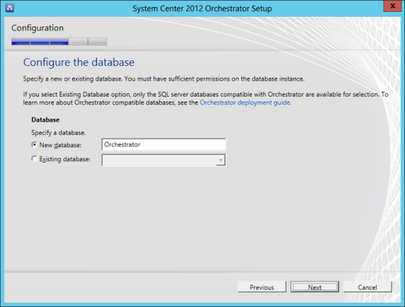 Orchestrator Install 09