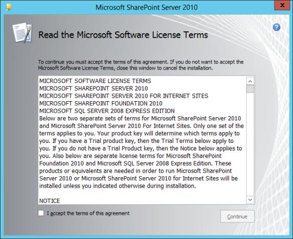 SharePoint Install 03