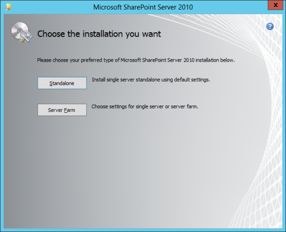 SharePoint Install 04