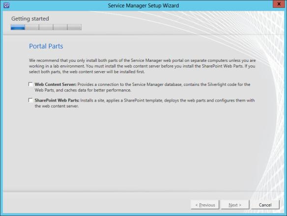 SM Web Portal Install 02
