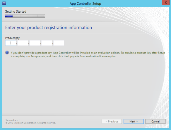 App Controller Install 02