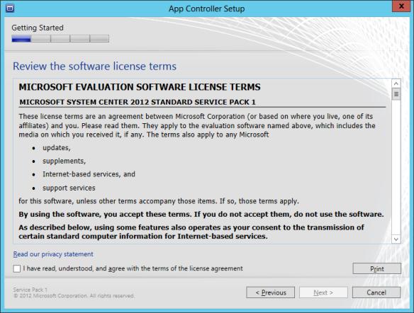 App Controller Install 03