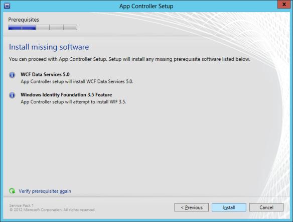 App Controller Install 04