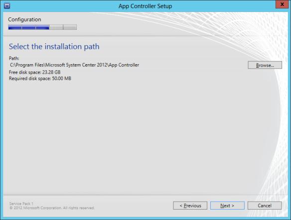 App Controller Install 06