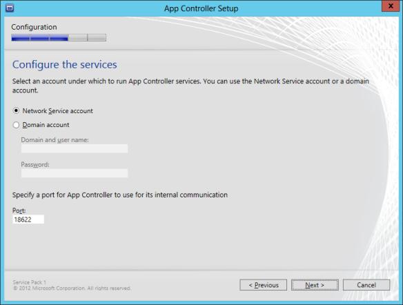 App Controller Install 07