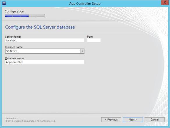 App Controller Install 09