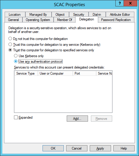 SCAC 2012 SP1 in a LAB – Configuration Guide (Enable Single