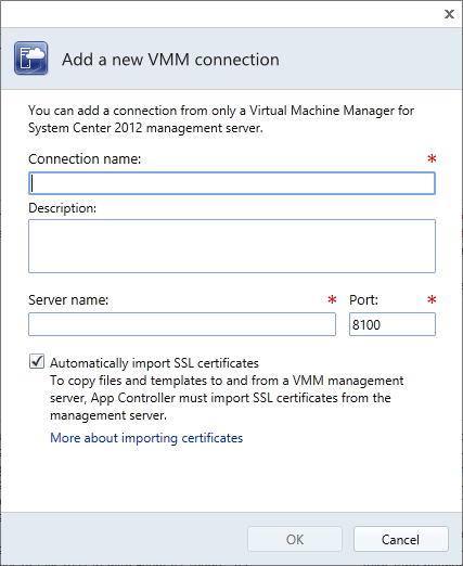 Connect AppC to VMM 02