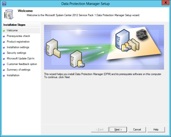 Install DPM 04
