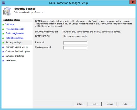 Install DPM 09
