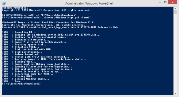 variableadxml My Experience With The PowerShell Deployment Toolkit (PDT) - Part 2 (VMCreator.ps1)