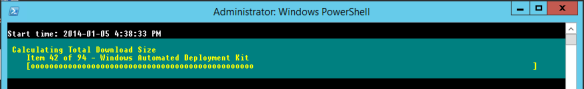 downloadpdt My Experience With The PowerShell Deployment Toolkit (PDT) - Part 1 (Downloader.ps1)