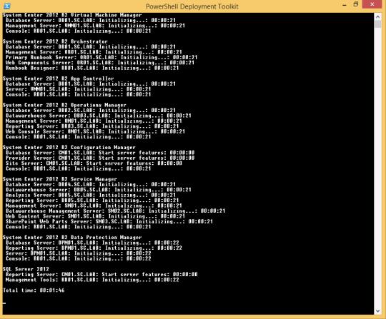 PDTInstallerScript-InstallationStarted