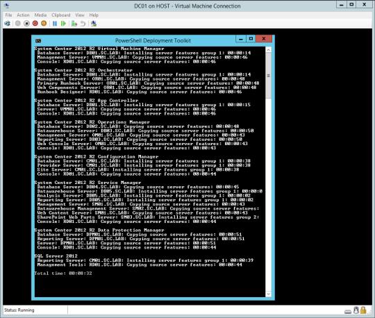 VMCreator-DC-ComponentInstall