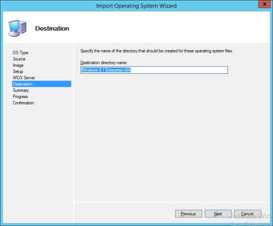 mdt-install-07 Working With The Microsoft Deployment Toolkit (MDT) 2013 - Part 3: Import Operating System Source Files