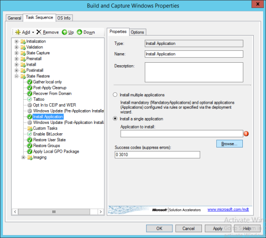 MDT New Task Sequence 05