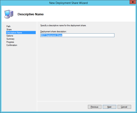 New Deploy Share Wizard 03
