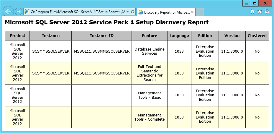 Service Manager 2012 R2 Installation Fails To Identify SQL Server