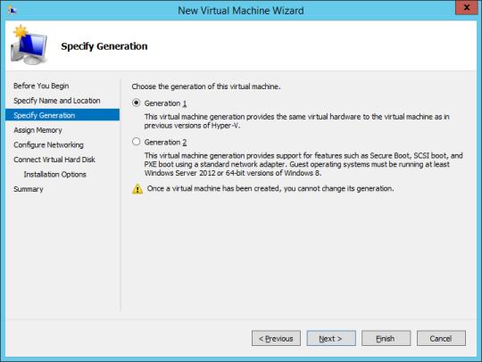 vm-generation Windows Server 2012 R2 Generation 2 VMs and x86 MDT Boot Media = Boot Failure!
