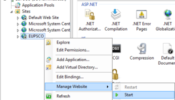 ITQ's End User Portal for System Center Orchestrator (EUPSCO