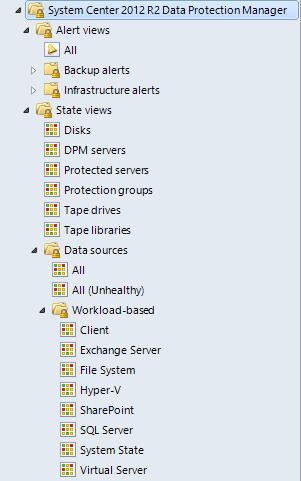SCOM DPM Monitoring