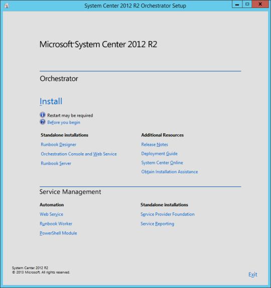 Install SPF - 02 - Install Screen
