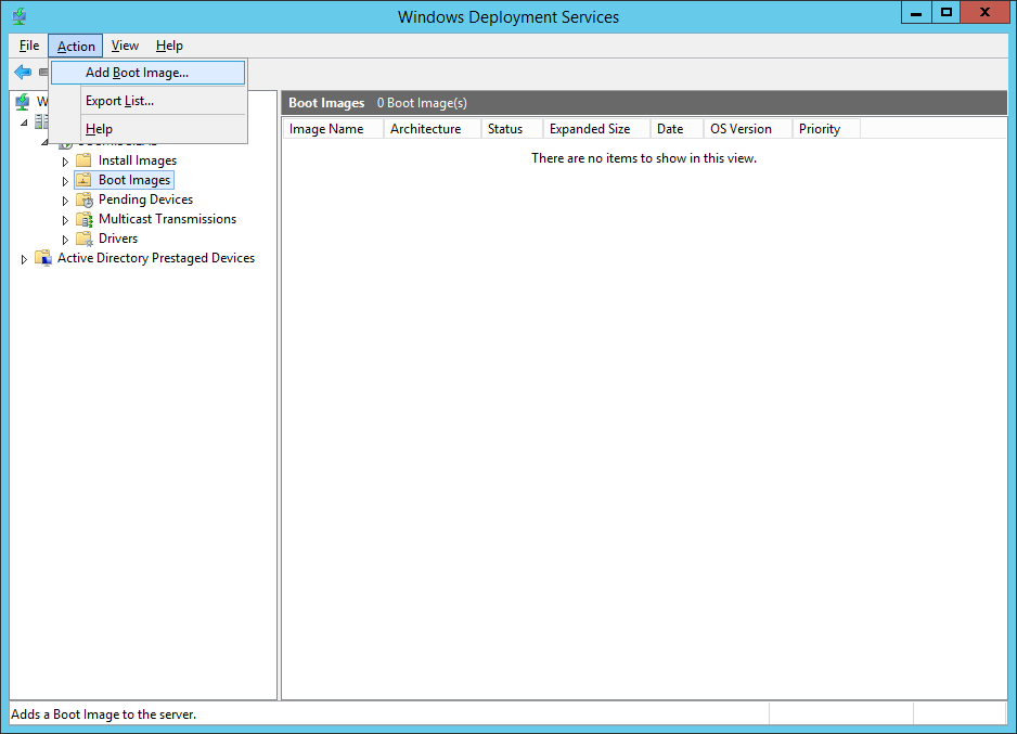 Using WDS to Deploy SCCM Images without PXE-Enabled DPs - AdinErmie com