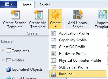 Config Baselines - 06 - Create Baseline