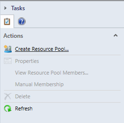 Create Resource Pool - 03 - Create Resource Pool